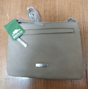 NWT roots crossbody purse